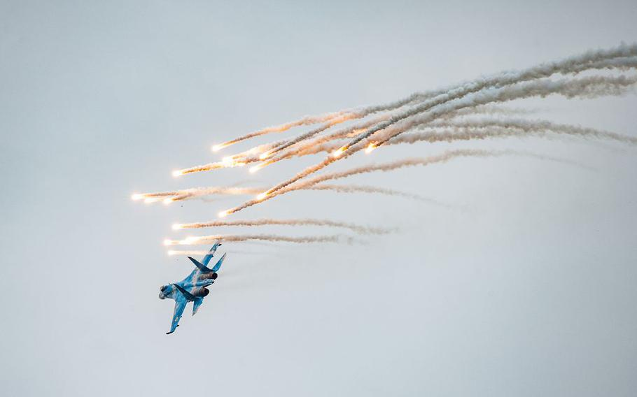 Czech International Air Fest, the Czech Republic's biggest air show, celebrates 25 years of existence this weekend, running Sept. 1 and 2. Its program offers flying craft from eight countries, including Germany, Hungary, Poland, Serbia, Slovenia and Ukraine.