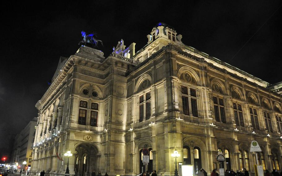 Vienna will host several festivals and activities in September. Shown: the Vienna State Opera House.