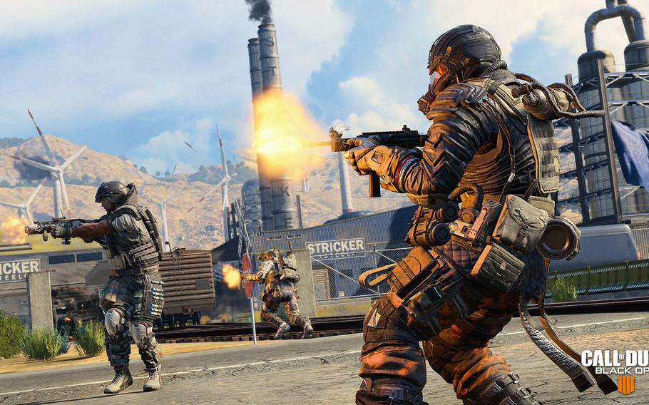 """The the multiplayer and zombie modes in """"Call of Duty: Black Ops 4"""" -- and even """"Blackout"""" -- are things players have seen before. Despite that, additions and refinements made to each of these offerings feel new."""
