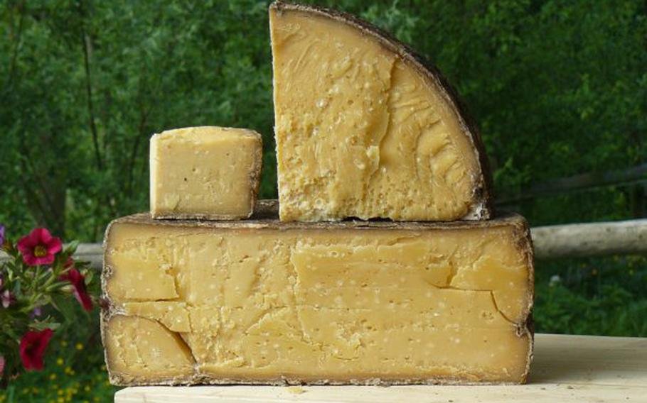 Sample and/or purchase more than 200 types of cheese in Schwabisch Hall-Wackershofen, Germany, on May 4-5 at the South German Cheese Market.