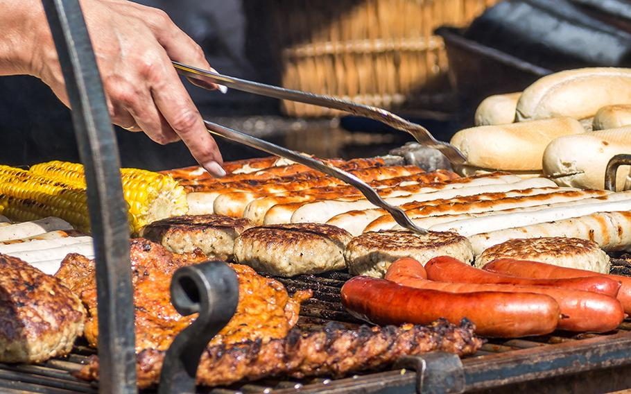 Eat, drink and be merry at many outdoor festivals throughout Europe this weekend.