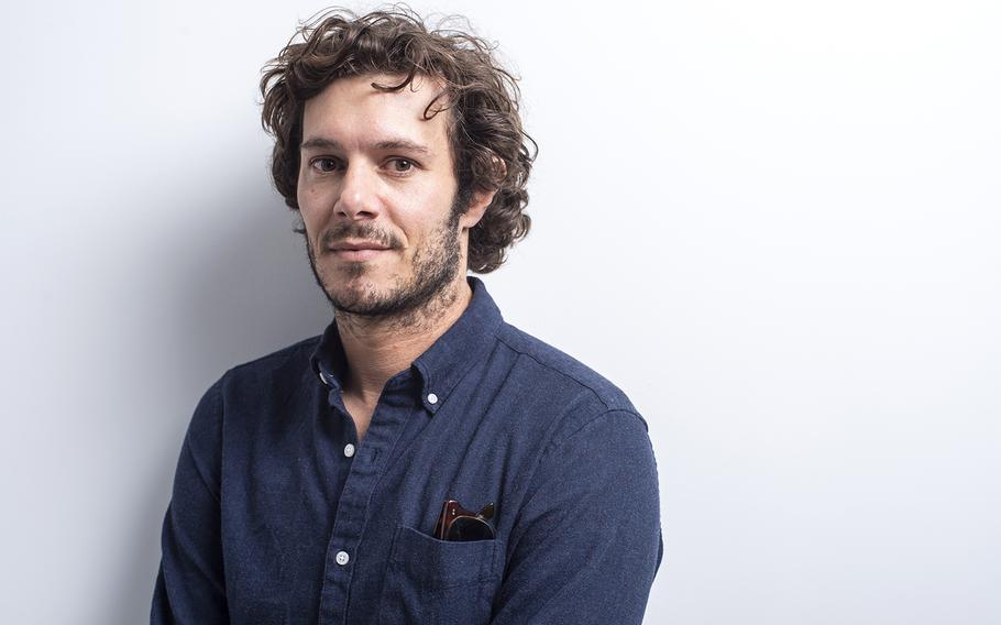 """In actor Adam Brody's new movie, """"Ready or Not,"""" Brody is part of an ultra-rich family with an odd marriage ritual."""
