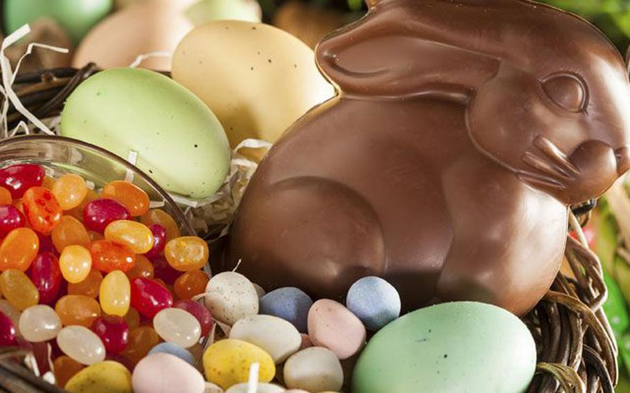 As Easter approaches, Easter markets will start popping up across Germany.
