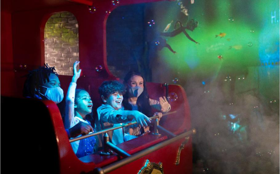 A Gangsta Granny-inspired ride is coming soon to Alton Towers resort in Stoke-on-Trent, England.