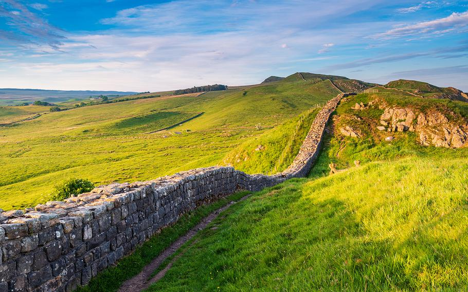 A World Heritage Site since 1987, Hadrian's Wall is an astounding feat of engineering. It's the best known and the best preserved frontier of the Roman Empire.