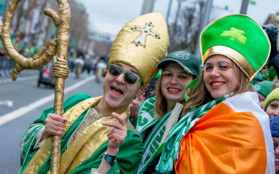 From March 14-18, Dublin, Ireland, celebrates four days of St. Patrick's festivities including performances, film screenings, exhibitions, guided walks, spoken word, literature, visual arts and more.