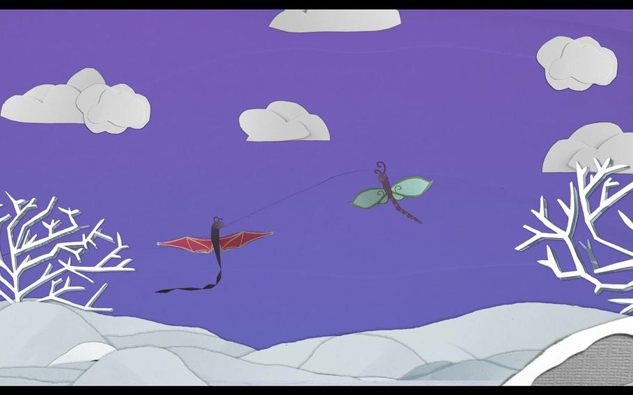 """Mayflys make an unlikely protagonist, which matches the oddball flavor of """"Ephemerid: A Musical Adventure"""" quite nicely."""