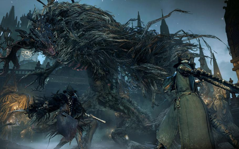 Death lurks around ever broken-down stagecoach, every monster –  from the lowly humans to the towering, slavering bosses –  can kill instantly, and healing items are at a premium.