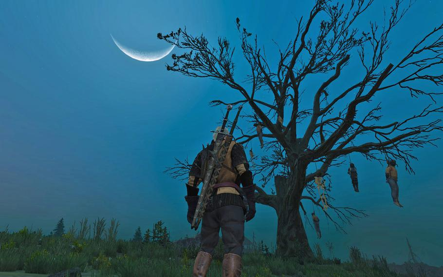 """""""The Witcher 3: Wild Hunt"""" is not a game for the squeamish, or for those uncomfortable with adult situations in video games."""