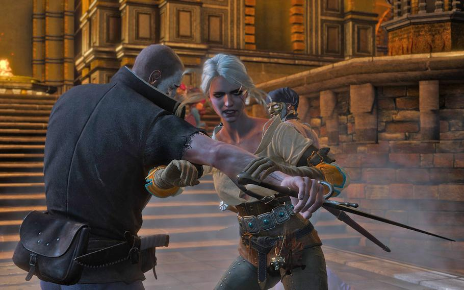 """At certain points of """"The Witcher 3: Wild Hunt,"""" gamers will get a chance to play as Geralt's adopted daughter, Ciri, who is set up nicely as the potential protagonist for the next game in the series."""