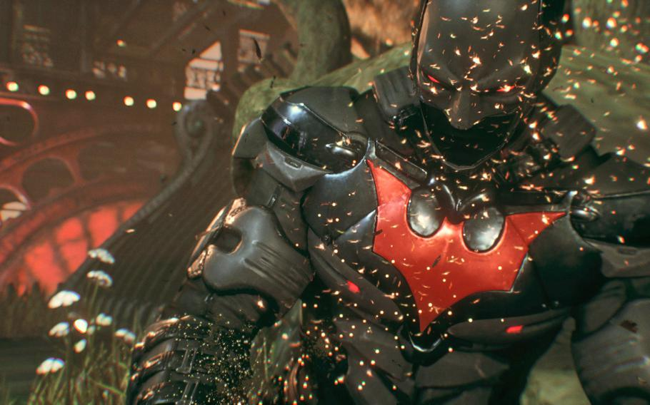 """When compared to the other Arkham games, """"Batman: Arkham Knight"""" sits far below those titles. But when compared to every other single Batman game ever made, it still comes out near the top."""