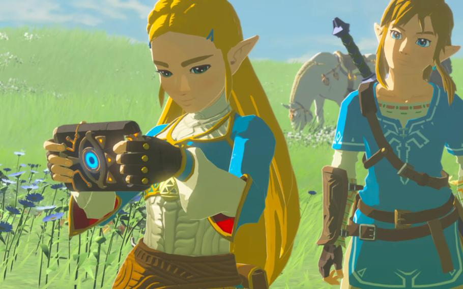 """Fans of the overarching lore of The Legend of Zelda will be happy with the way the plot of """"Breath of the Wild"""" is incorporated into that lore."""