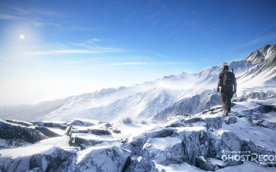 """""""Ghost Recon: Wildlands"""" from Ubisoft, is a better than average romp through a variety of explosive locations."""
