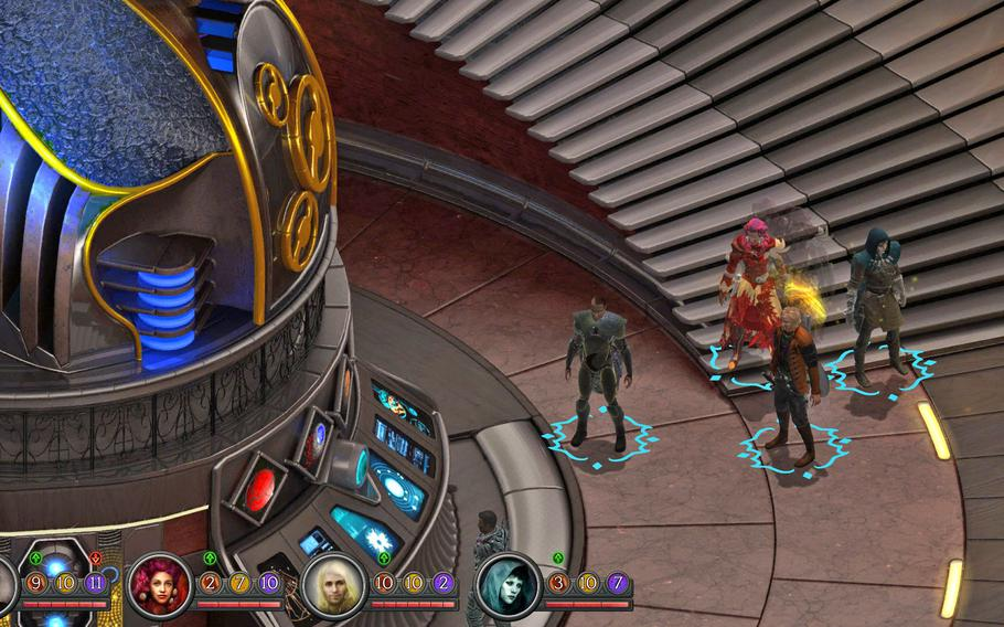 """The world of """"Torment: Tides of Numenera"""" blends science fiction, fantasy and eldritch horror together for a unique roleplaying experience."""