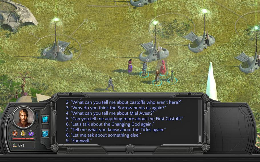 """Sick of video games that offer up limited dialogue choices? """"Torment: Tides of Numenera"""" may be for you."""