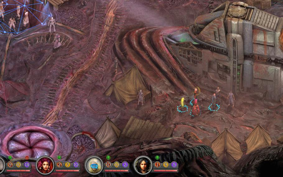 """""""Torment: Tides of Numenera"""" is the successor to the much beloved """"Planescape: Torment"""" roleplaying game, and both share a love of the macabre and strange."""