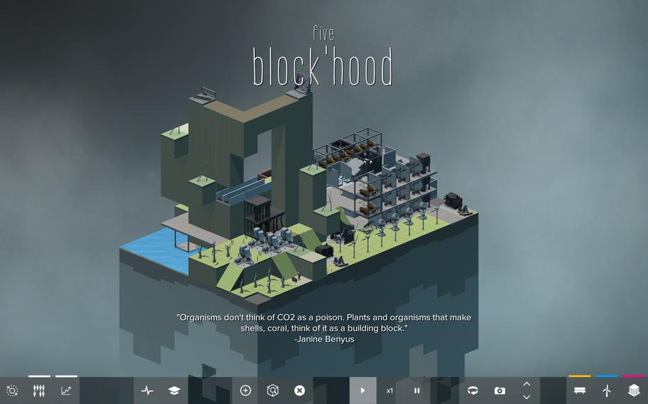 """""""Block'hood"""" by Devolver Digital, is a PC city builder with a personal touch and focus on verticality."""