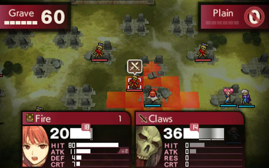 'Fire Emblem Echoes: Shadows of Valentia,' a remake of the second game in the series, retains the charm and challenge for which the strategy roleplaying game is known.