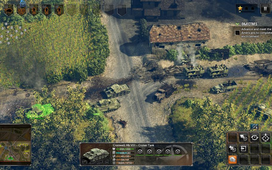 """""""Sudden Strike 4"""" is one of the more infuriatingly fun experiences of 2017. One moment, it's extremely enjoyable, the next, an exercise in painful level design."""