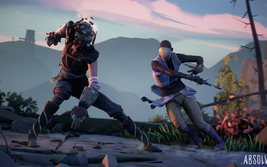 """""""Absolver"""" is a beautiful, unique martial arts adventure by new developer Sloclap."""