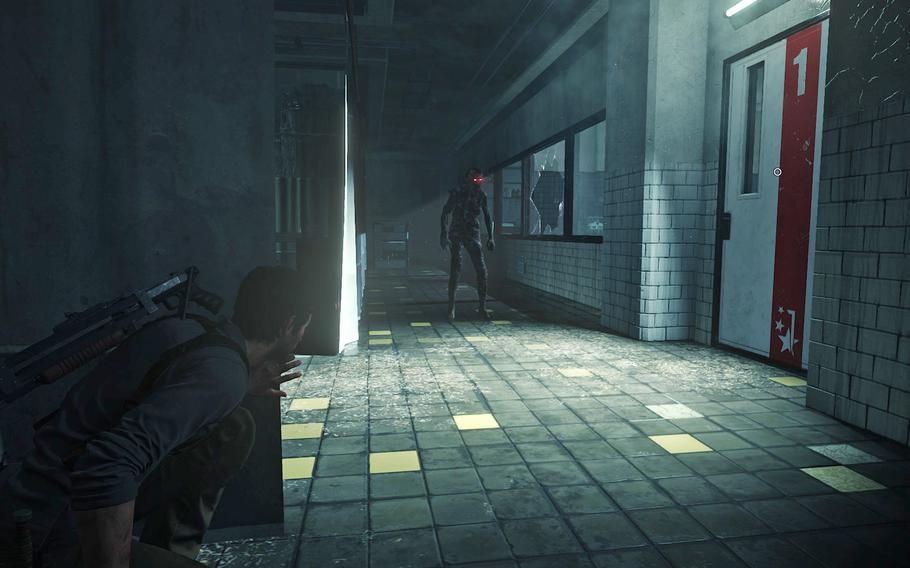 """The enemies in """"The Evil Within 2"""" are frightening enough in appearance, but even the lowliest of monsters can wreck your day with ease."""