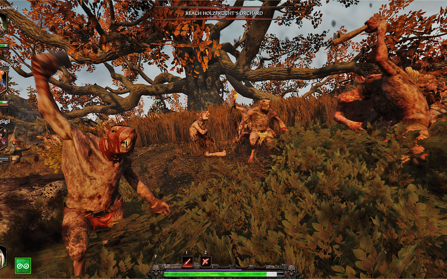 How many rat-based, first-person melee, fantasy, co-op action games have you played this year? Well, here's one more.