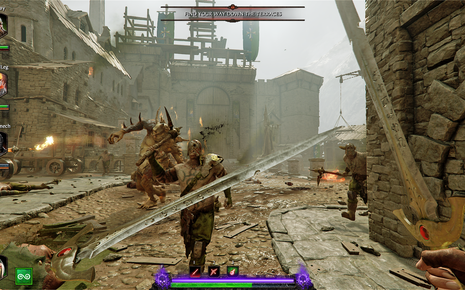 Each level of 'Vermintide II' is rife of passages, chokes and enemies to slay.