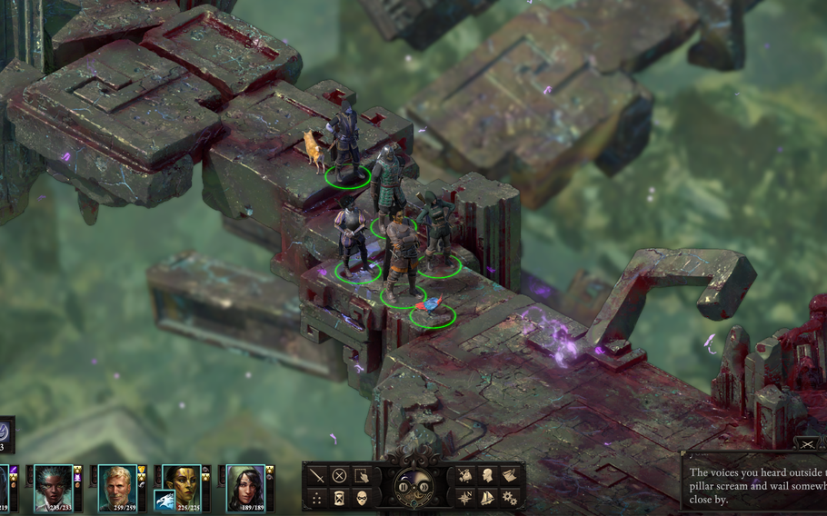 """Adventuring parties are back in vogue, thanks in no small part to Obsidian Entertainment. """"Pillars of Eternity II: Deadfire"""" is the follow up to their return to the roots of the computer roleplaying game."""