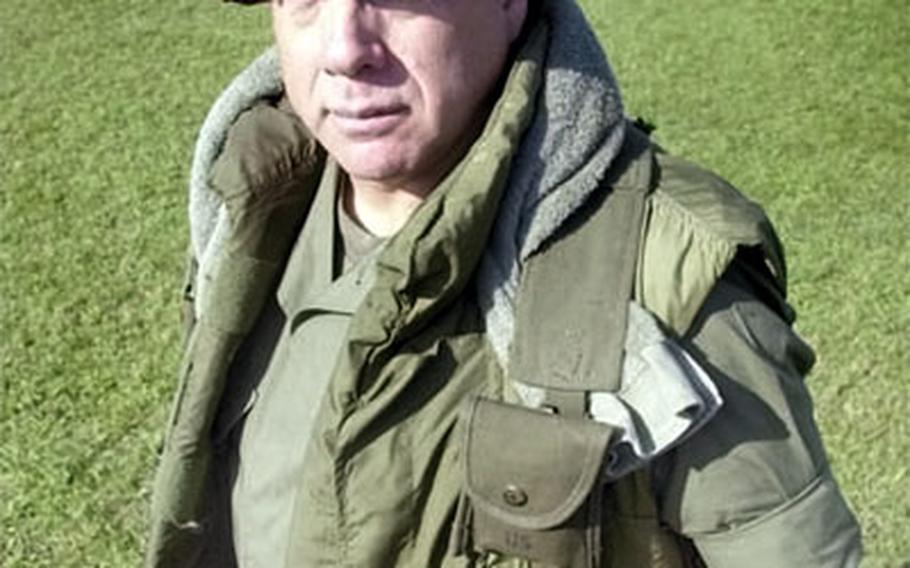 Gunnery Sgt. John Cammack