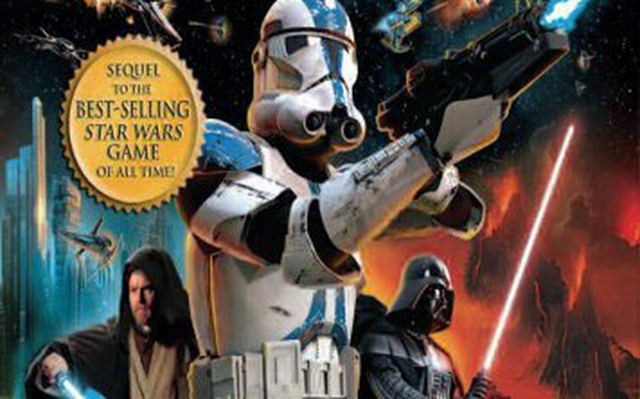 """Battlefront II's release was timed to coincide with the release of """"Star Wars III: Revenge of the Sith"""" on DVD."""