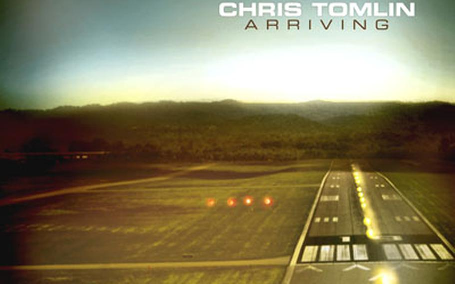 """""""Arriving"""" has become a breakout disk for worship singer Chris Tomlin."""
