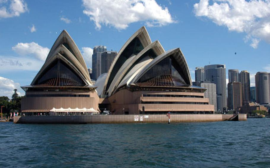 The famous Opera House is the signature landmark in Sydney, Australia, attracting visitors from all over the world.