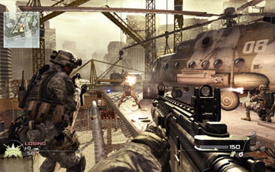 """Call of Duty: Modern Warfare 2"" improves on the online battles that were the hallmark of its award-winning predecessor."