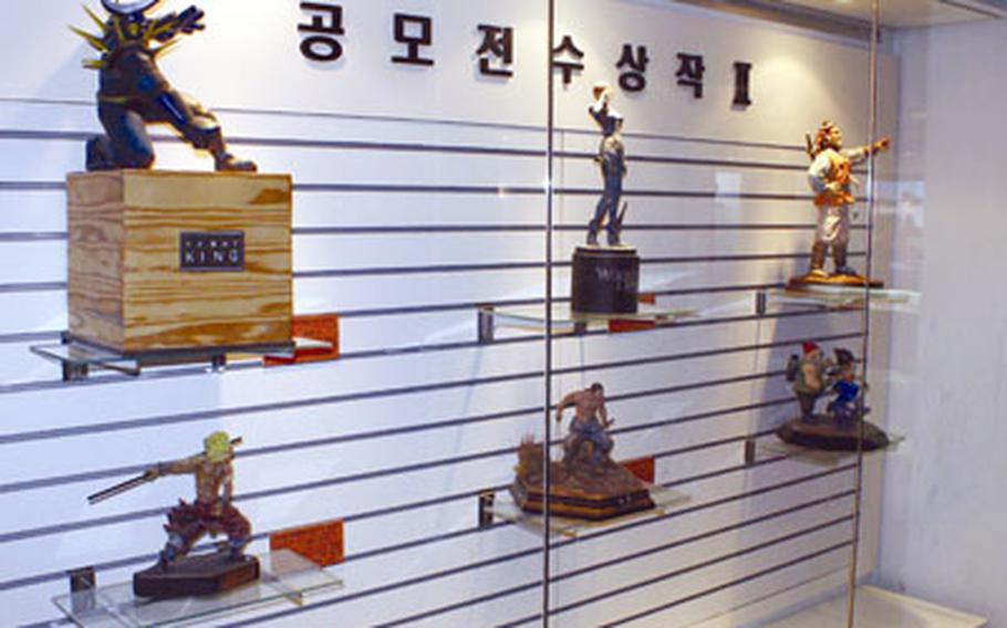 Established in 2002, the Cartoon Museum, part of the Seoul Animation Center, is equipped with a video and cartoon library, exhibits and sculptures for the cartoon enthusiast.