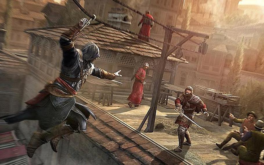 """Assassin's Creed: Revelations"""