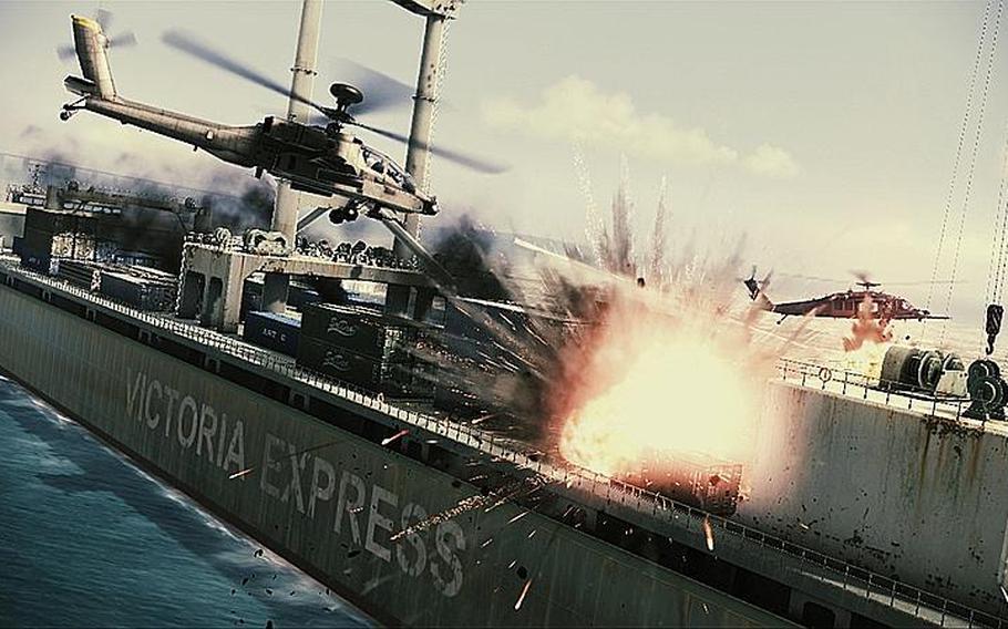 """""""Ace Combat: Assault Horizon"""""""