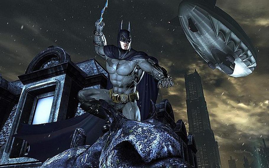 """""""Batman: Arkham City"""""""