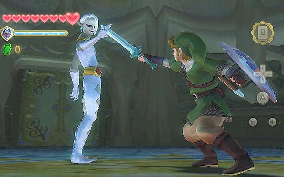 """""""The Legend of Zelda: Skyward Sword"""""""