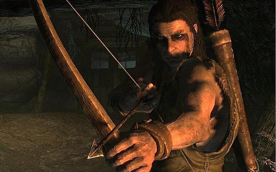 """Elder Scrolls V: Skyrim"""
