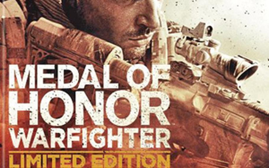 """Medal of Honor: Warfighter"""
