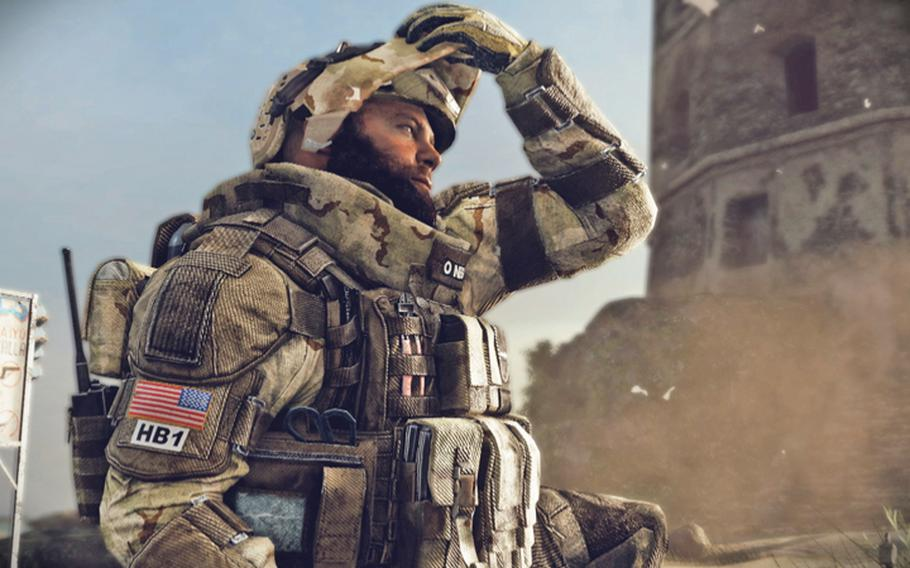 """""""Medal of Honor Warfighter"""" takes elite troops around the world on highly secretive missions."""