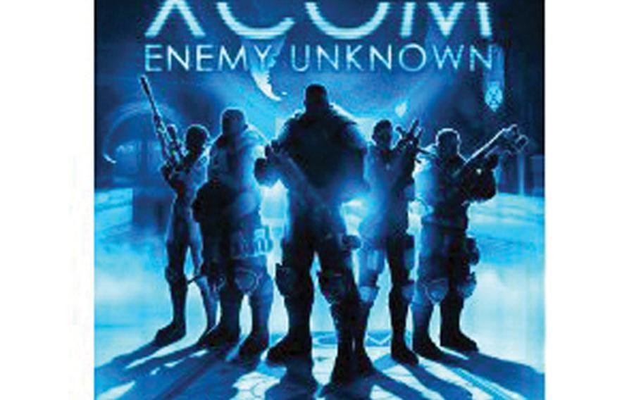 """X:COM: Enemy Unknown"""
