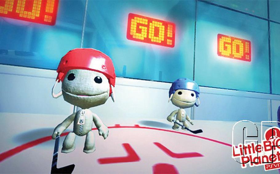 The fourth release in the LittleBigPlanet series takes full advantage of the PlayStation Vita's motion controls and multitouch touchscreen.