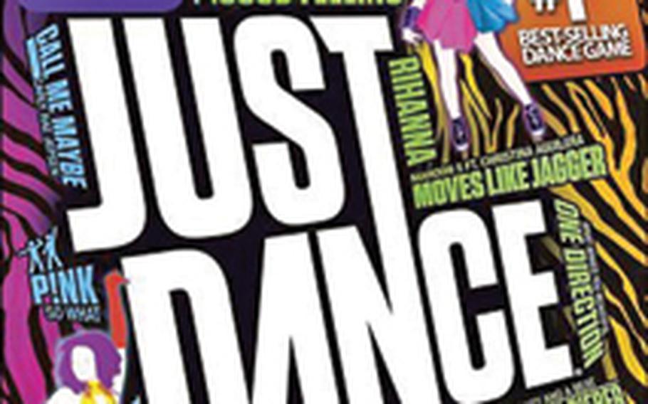 """Just Dance 4"""