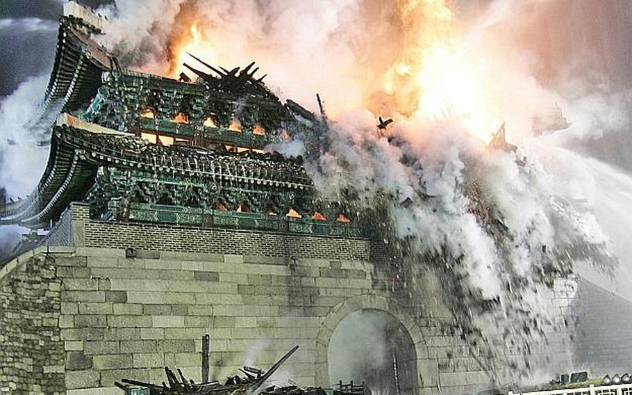 Seoul's Namdaemun Gate reopened to the public in May after years of renovations following a spectacular fire in 2008.