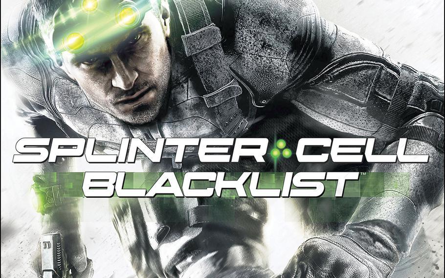 """""""Splinter Cell: Blacklist"""""""