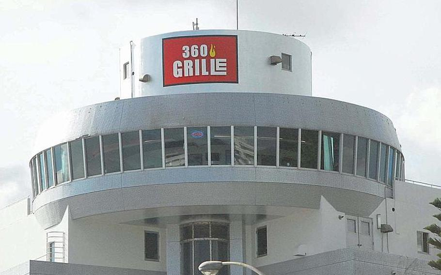 The 360 Grille opened in early September outside Camp Foster on Okinawa.