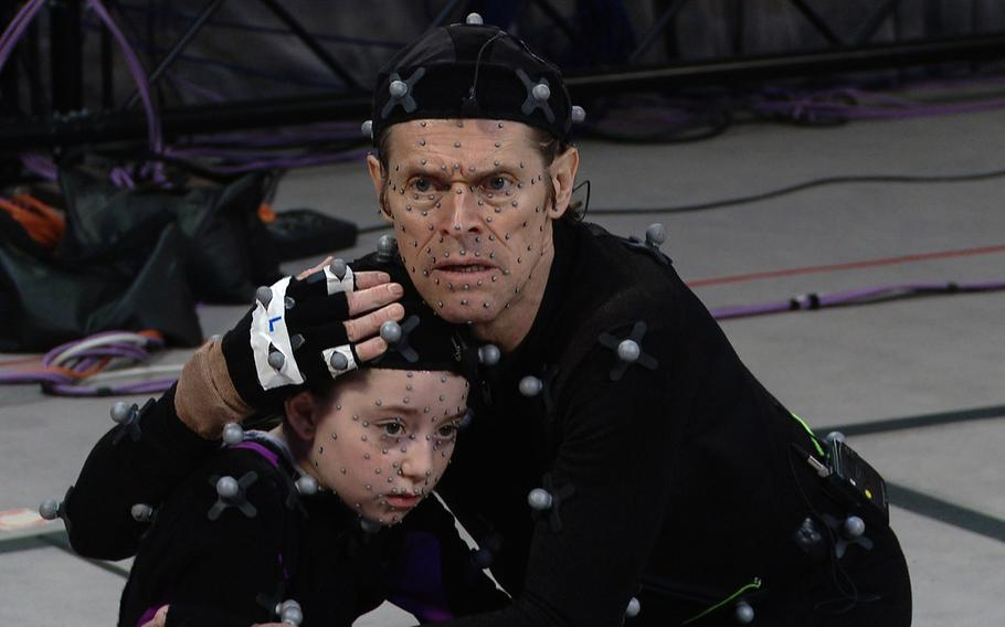 """Jodie is portrayed by Ellen Page, known for """"Juno,"""" """"Inception"""" and """"X-Men: The Last Stand."""" Oscar nominee Willem Dafoe portrays Nathan Dawkins, a paranormal researcher who works with Jodie. Both provided voice and motion-capture for their roles, and the results are phenomenal."""
