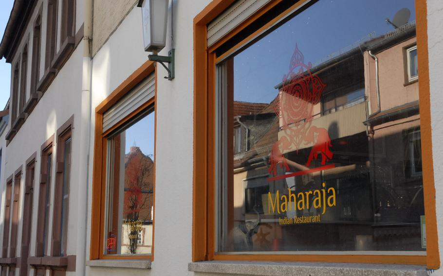The Maharaja Indian Restaurant opened a little over a year ago in Ramstein-Miesenbach, Germany. The restaurant serves a variety of mostly Indian food, including a variety of tandoori dishes and five kinds of naan.