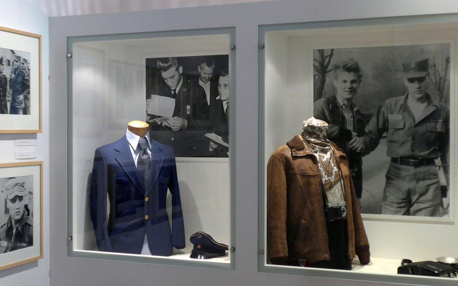 The Wetterau Museum in Friedberg, Germany, has a small display on Elvis Presley. He was stationed here from 1958-1960. The museum also features, among other things, historical artifacts from the area and a display about agriculture in the area.